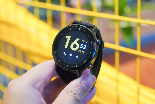 Đánh giá Realme Watch S: nhiều tính năng, không hỗ trợ nghe gọi - 1