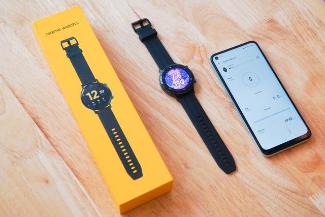 Đánh giá Realme Watch S: nhiều tính năng, không hỗ trợ nghe gọi - 11