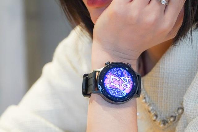 Đánh giá Realme Watch S: nhiều tính năng, không hỗ trợ nghe gọi - 2