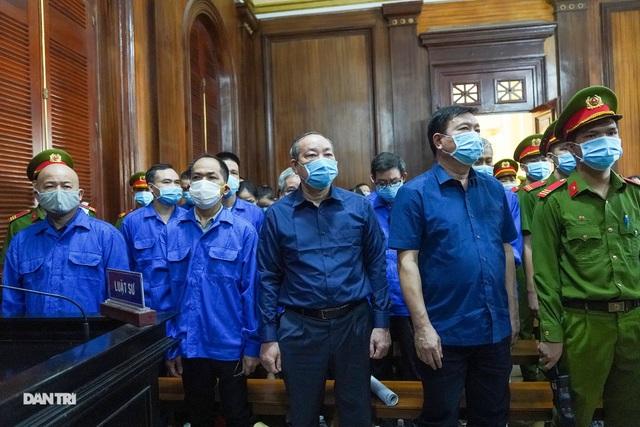 Đề nghị tuyên phạt bị cáo Đinh La Thăng 11 năm tù - 1