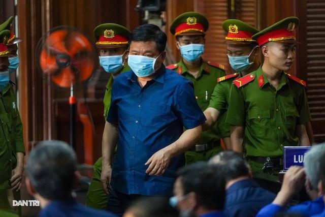 Ông Đinh La Thăng tự bào chữa, bác bỏ nhiều cáo buộc  - 3
