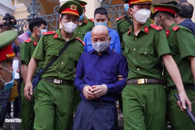 Hàng loạt cán bộ liên quan tới vụ án Đinh La Thăng - 8
