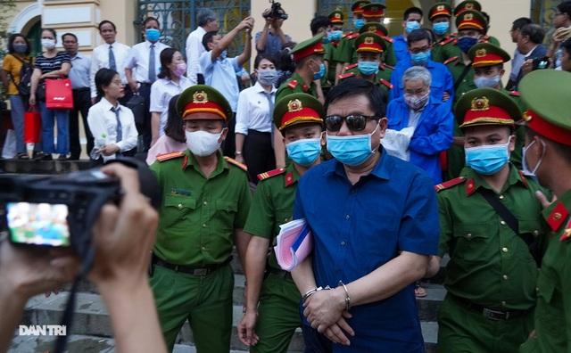 Hàng loạt cán bộ liên quan tới vụ án Đinh La Thăng - 7