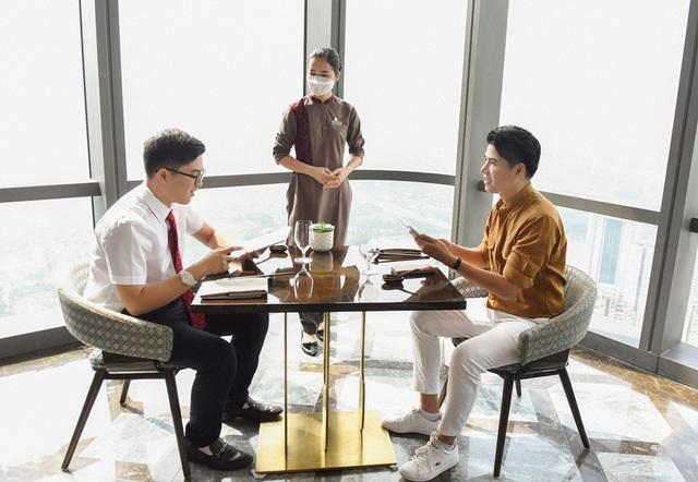 Vũ Mạnh Cường gọi Lương Thùy Linh là Hoa hậu Phở - 2