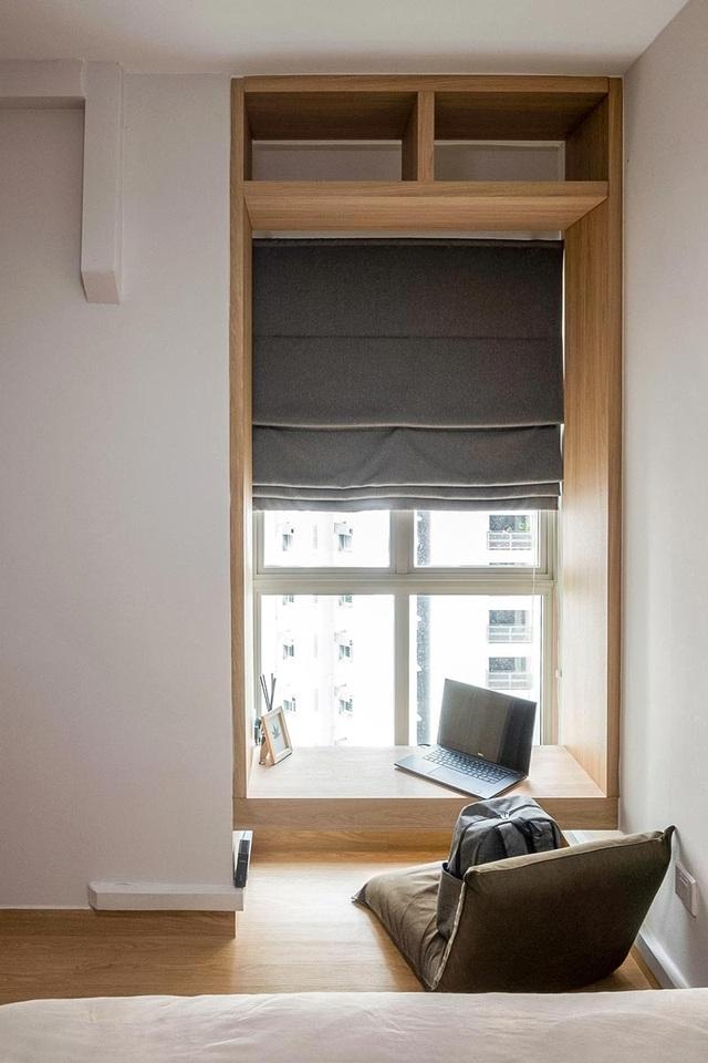 Những ý tưởng để tận dụng không gian trước cửa sổ - 1