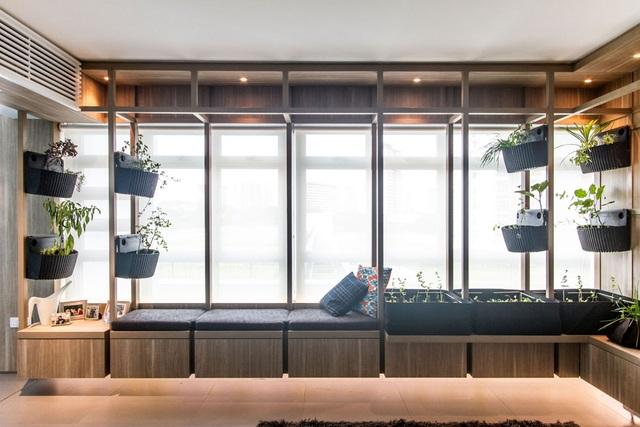 Những ý tưởng để tận dụng không gian trước cửa sổ - 7
