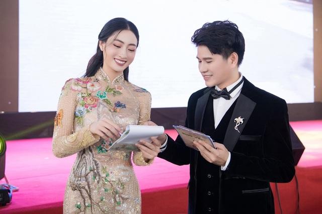 Vũ Mạnh Cường gọi Lương Thùy Linh là Hoa hậu Phở - 1