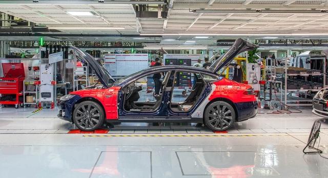 Động thái khó hiểu của Tesla giữa lúc đang chạy doanh số - 1