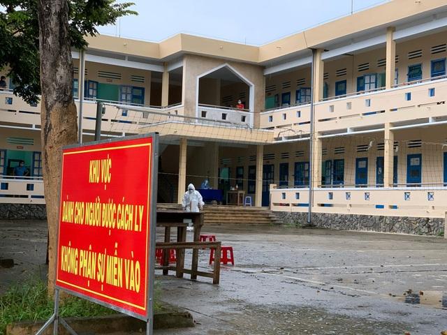 Quảng Nam kết thúc theo dõi, cách ly người về từ TPHCM - 1
