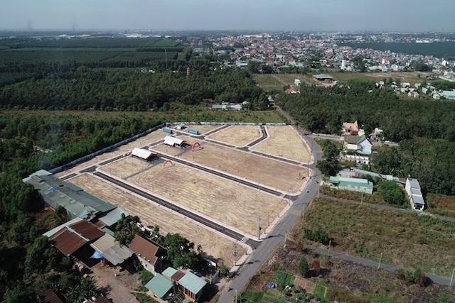 Bát nháo sang nhượng đất dựa hơi sân bay Long Thành - 1