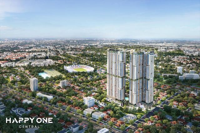 HAPPY ONE - Central hướng tới mục tiêu phát triển bền vững bất động sản cao cấp - 1