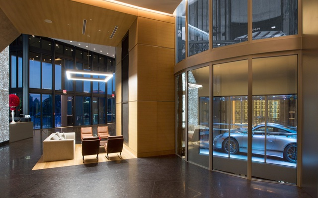 Choáng ngợp chung cư triệu đô, có cả thang máy đưa ô tô lên tận căn hộ - 3