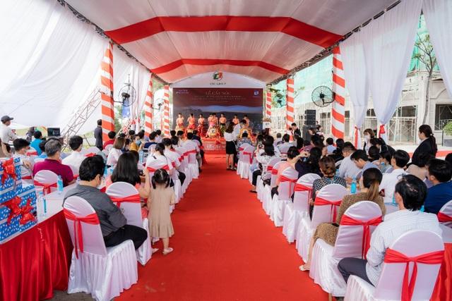 Bùng nổ giao dịch tại lễ cất nóc nhà phố thương mại Ha Tien Centroria - 5