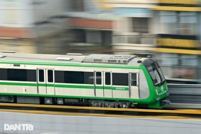 Bộ Giao thông hoàn tất bàn giao đường sắt Cát Linh - Hà Đông trong tháng 3 - 1