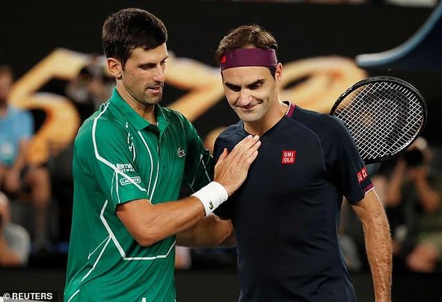 Federer: Tôi vẫn vui nếu giải nghệ ở tuổi 39 - 2