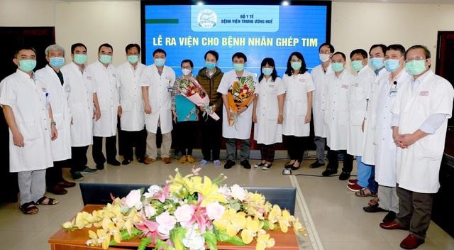 Bệnh nhân ghép tim tại Huế được xuất viện - 4