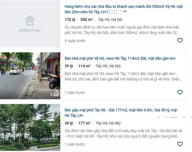 Ngoài phố cổ, Hà Nội còn nơi nào có giá đất tới 1 tỷ đồng/m2? - 3