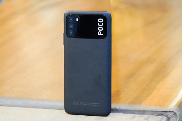 Trải nghiệm Poco M3: hiệu năng tốt, pin khỏe, camera trung bình - 3