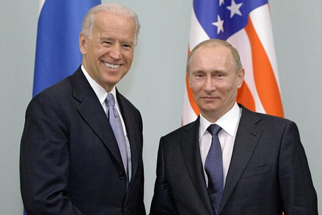 Ông Putin chúc mừng Tổng thống đắc cử Joe Biden - 1