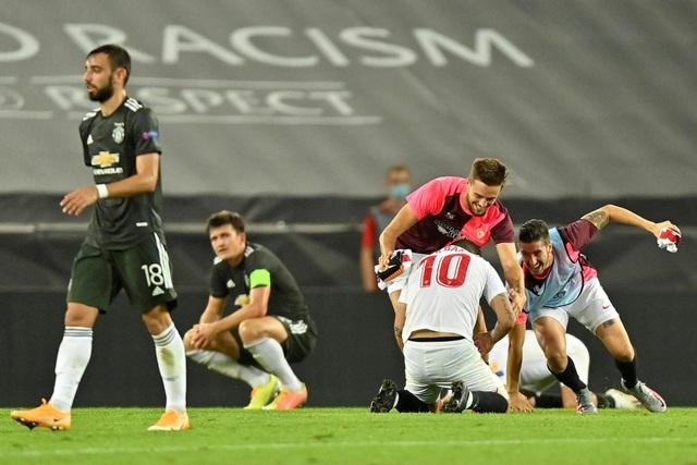 Man Utd sẽ đối diện với cơn ác mộng ở Europa League - 1