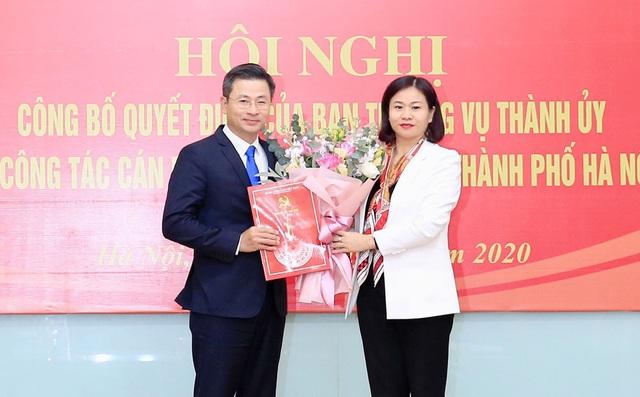 Giới thiệu bầu Bí thư huyện Ứng Hòa làm Chủ tịch Liên đoàn Lao động Hà Nội - 1
