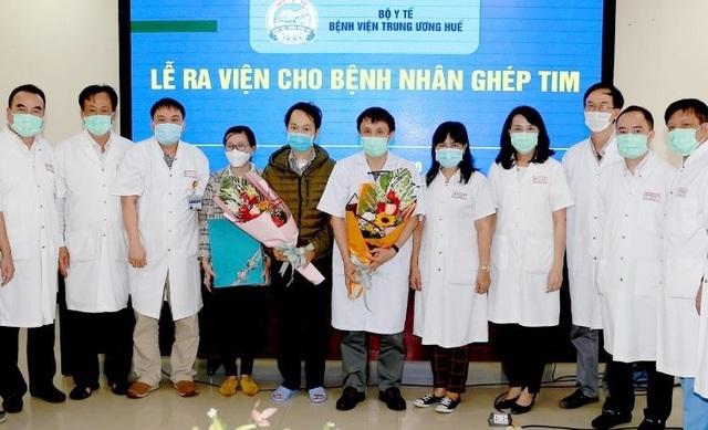 Bệnh nhân ghép tim tại Huế được xuất viện - 1