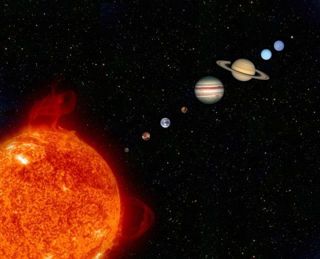Siêu xa lộ của Hệ Mặt trời có thể tăng tốc độ du hành vũ trụ - 1