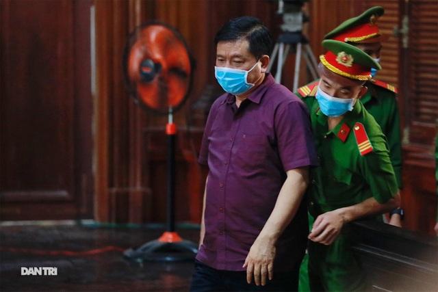 Ông Đinh La Thăng nói không có tội! - 3