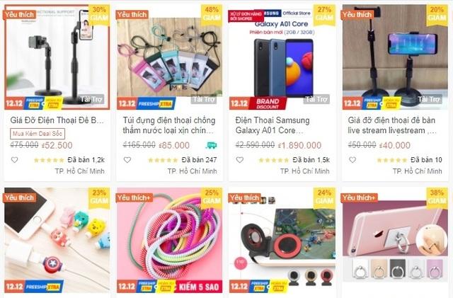 Dân buôn online bỏ túi 13 tỷ đồng/ngày trong lễ hội mua sắm - 1