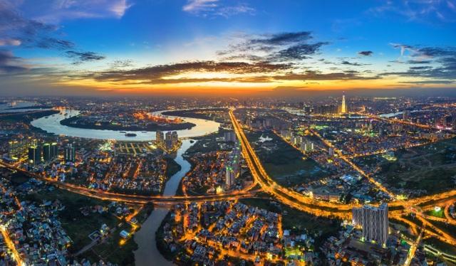 Viên ngọc Vượng khí sinh tài ven sông Sài Gòn - 2