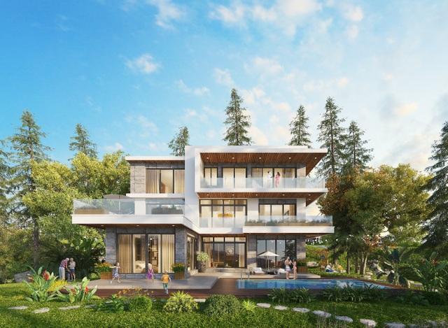 Những giá trị độc bản tại dinh thự 1000m2 - Ivory Villas  Resort - 1