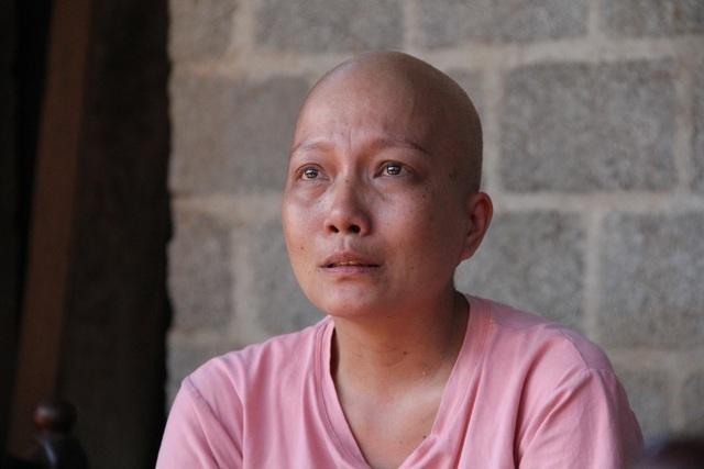 Cô giáo mắc ung thư: Tôi đến viện bằng sự yêu thương của mọi người - 1