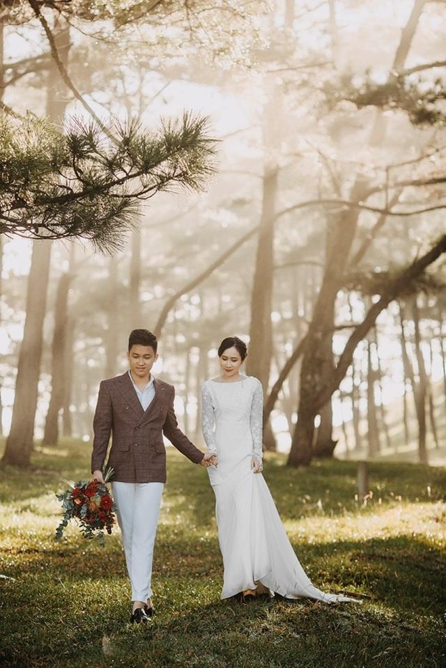 Cặp đôi 9X đi xuyên Việt chụp bộ ảnh cưới để đời - 4