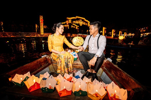Cặp đôi 9X đi xuyên Việt chụp bộ ảnh cưới để đời - 16