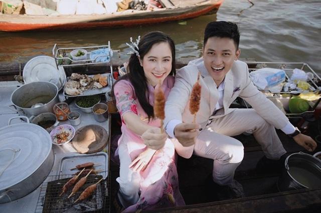 Cặp đôi 9X đi xuyên Việt chụp bộ ảnh cưới để đời - 19