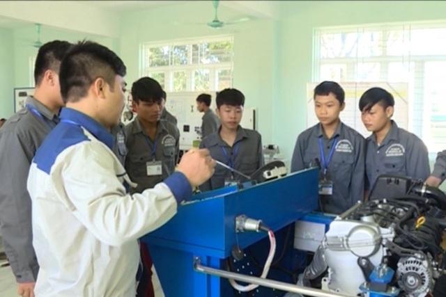 Quảng Bình: 10 năm, trên 125 ngàn lao động nông thôn tham gia học nghề - 2