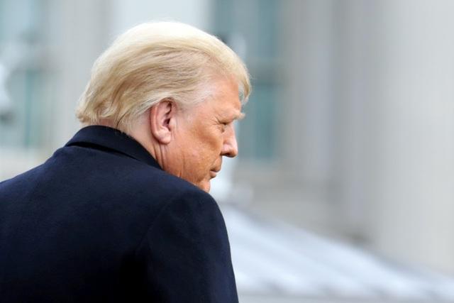 Phe Dân chủ đòi FBI điều tra ông Trump vì cuộc gọi bị rò rỉ - 1