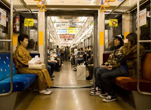Hệ thống tàu điện ngầm tốt nhất thế giới của Tokyo - 1