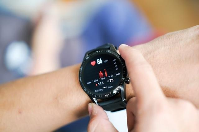 Dưới 5 triệu đồng, chọn mua smartwatch nào? - 3