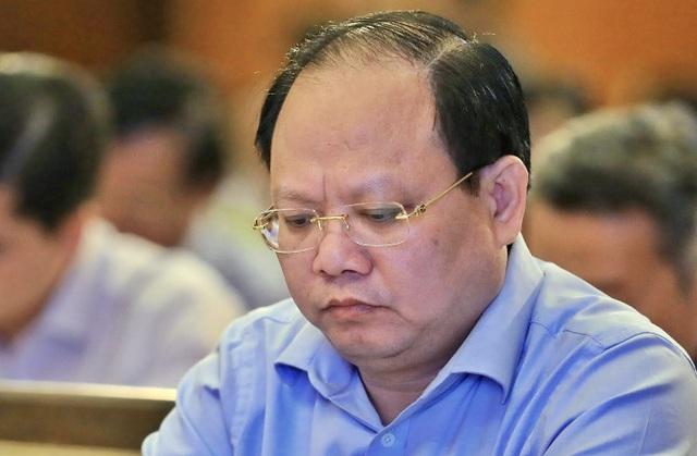 Tạm đình chỉ nhiệm vụ đại biểu HĐND TPHCM đối với ông Tất Thành Cang - 1