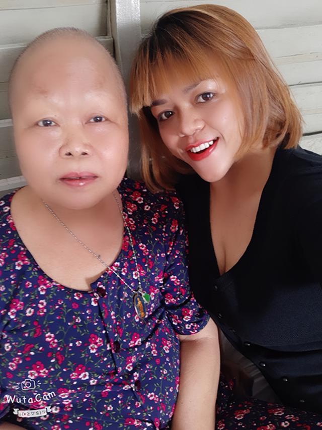 Người phụ nữ 13 năm chiến đấu với ung thư - 1