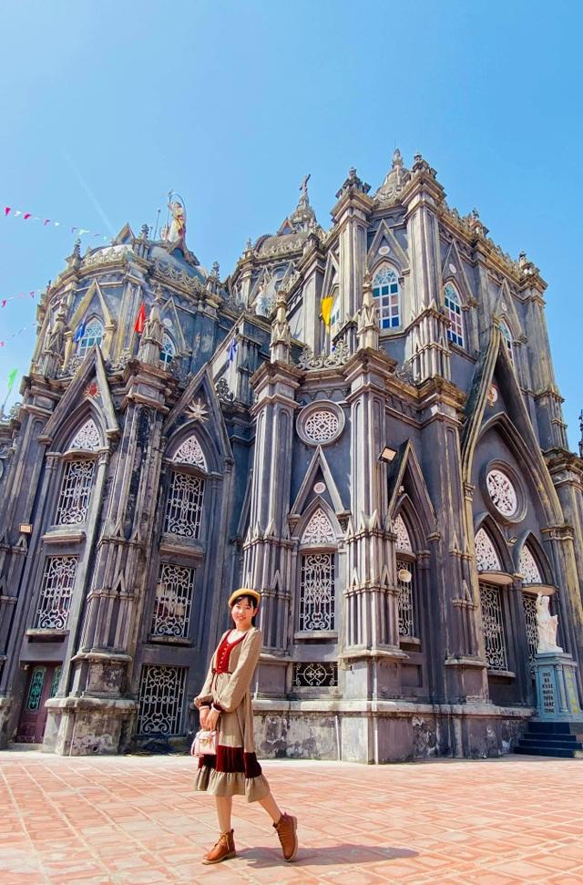 Check-in cháy máy ở loạt nhà thờ Nam Định, ngỡ lạc bước ở trời Âu - 2