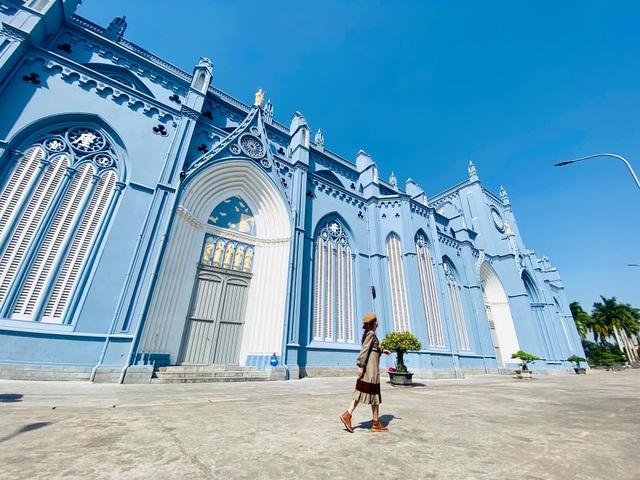 Check-in cháy máy ở loạt nhà thờ Nam Định, ngỡ lạc bước ở trời Âu - 3