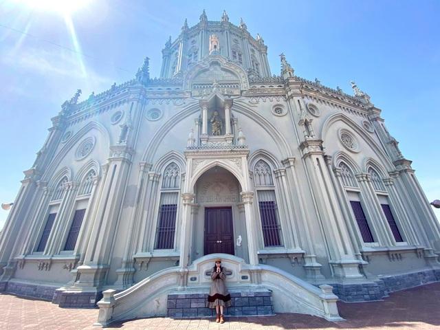 Check-in cháy máy ở loạt nhà thờ Nam Định, ngỡ lạc bước ở trời Âu - 6