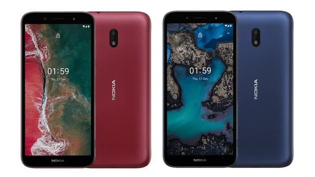 Bộ đôi smartphone giá rẻ Nokia 5.4 và Nokia C1 Plus được ra mắt - 2