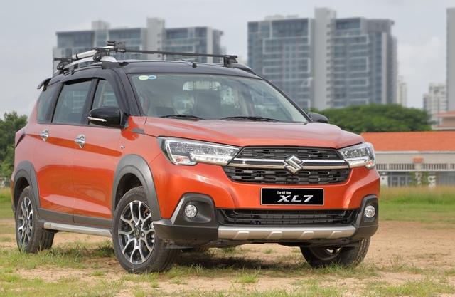 Suzuki tung siêu ưu đãi cuối năm, sẵn sàng cho thế kỷ mới - 2