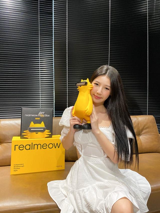 Realme giới thiệu Realmeow: Linh vật phù hợp với Realfans và giới trẻ - 2