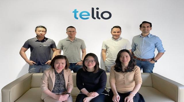 CEO Bùi Sỹ Phong bật mí về mục tiêu khủng của Telio - 1