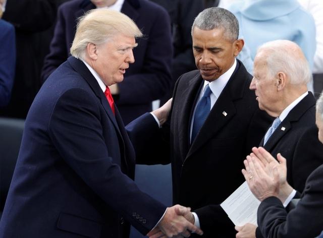 Vali hạt nhân ra sao nếu ông Trump không dự lễ nhậm chức của ông Biden? - 1