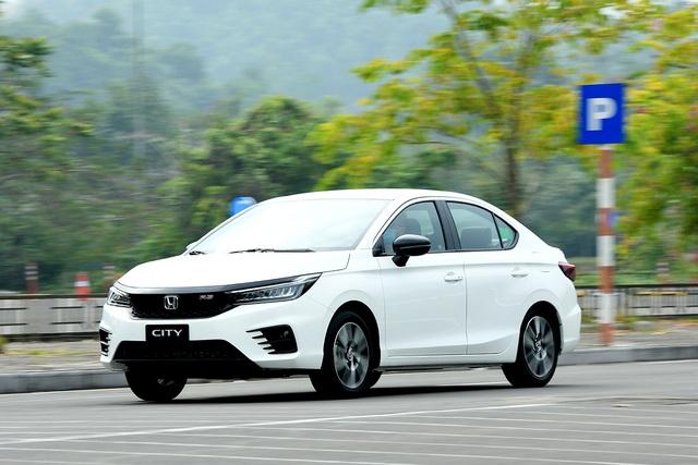 So sánh thông số giữa Honda City 2021 và Toyota Vios, Hyundai Accent - 4